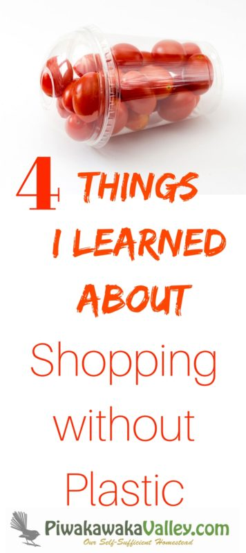 Shopping without plastic these days is incredibly difficult. Plastic is everywhere, and trying to shop wastefree takes some thought! Find out about our first attempt at plastic free shopping here.