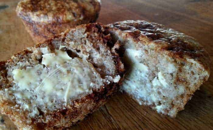 Spiced Sourdough Muffins - A surprisingly good recipe! promo image