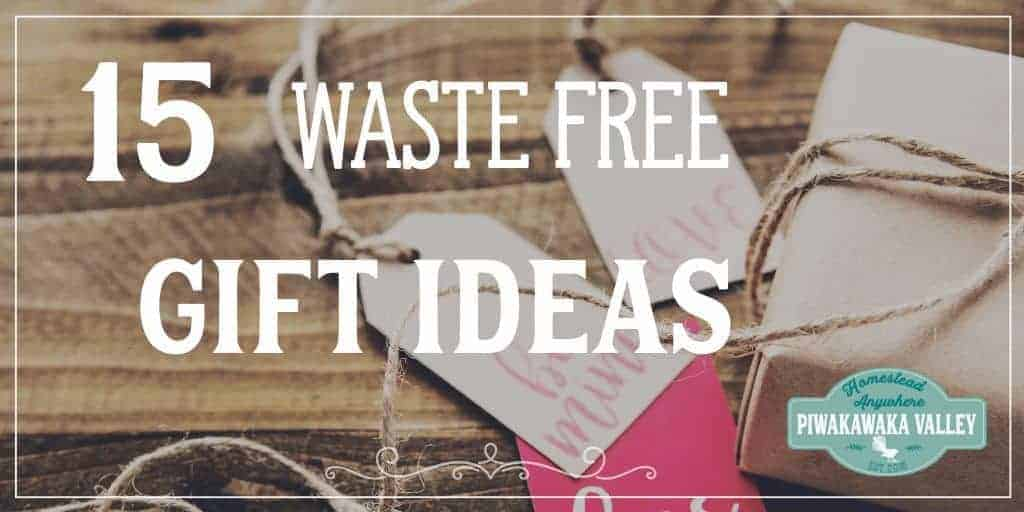 Top 15 Fantastic Waste Free Gifts for Adults