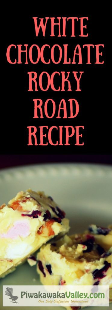 So quick and easy, this rocky road recipe is a no fail treat. Perfect for dessert or a Christmas plate
