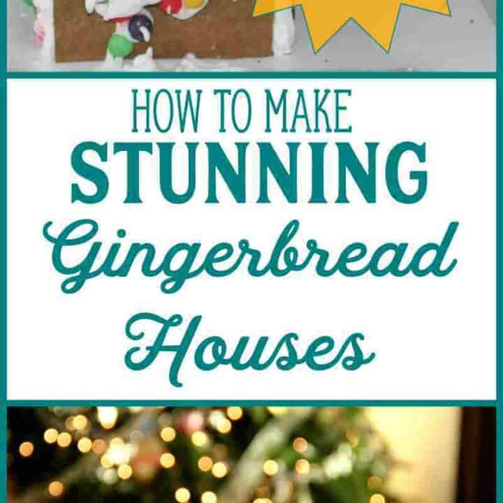 Making gingerbread houses has become an annual Christmas tradition in our house. This is my favourite gingerbread recipe, it makes a massive bulk batch and it is delicious. Get your kids involved this year and start a new tradition!