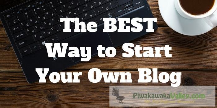 The Best Way to Start an Online Blog – A Comprehensive Guide
