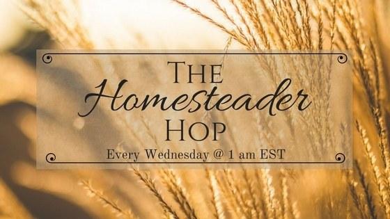 The Homesteader Hop #54