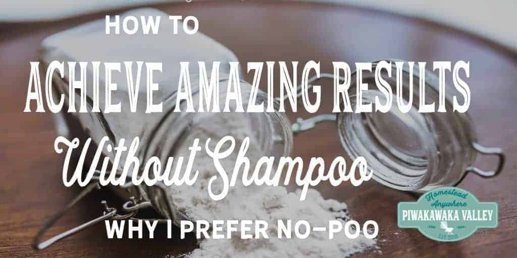 How to Achieve Amazing Results Without Shampoo – Why I prefer no-poo