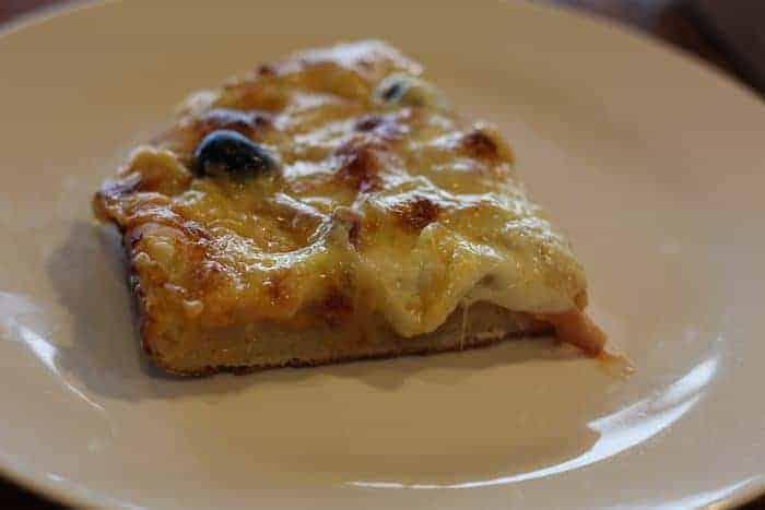 Sourdough Pizza base