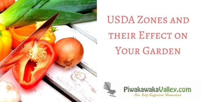 What to Plant When. USDA Zones and their Effect on Your Garden