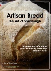 Sourdough ebook. Learn to make delicious sourdough bread the traditional way.
