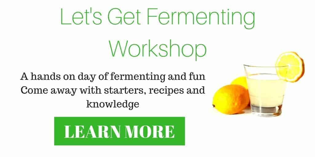 Want to learn all about fermentation and food? I will show you how to make your own probiotics at home.