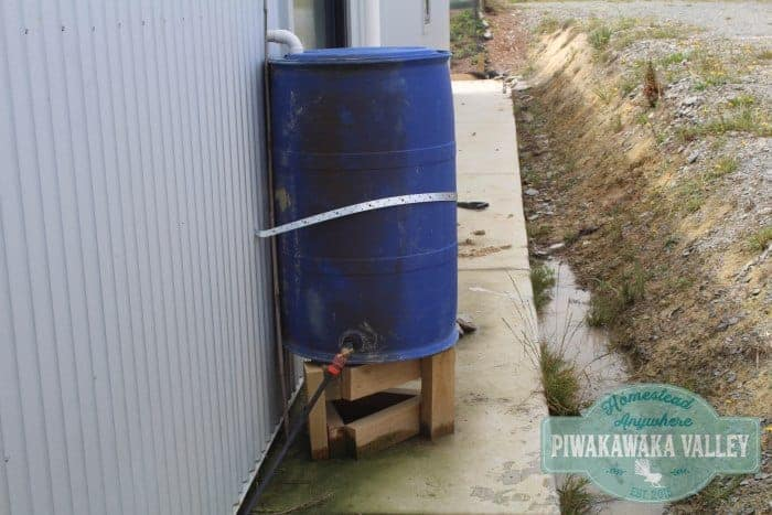 grey water system