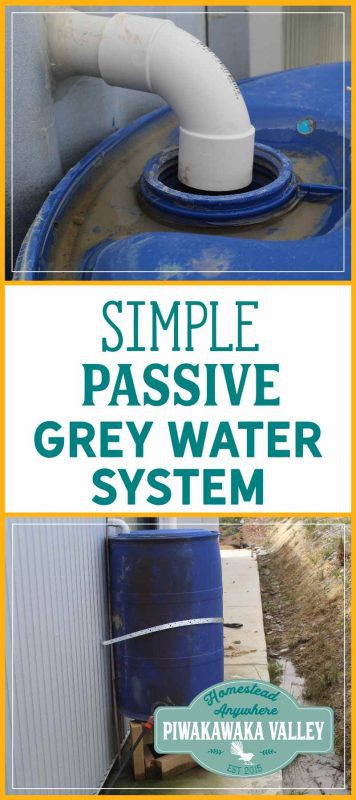 We have set up this passive grey water recycling system that feeds my plants while I am busy doing other things. DIY, do it yourself, make your own, recycle, upcycle, shabby chic, aged wood, rustic, DIY home decor, DIY craft, make your own gifts, DIY projects, DIY instructions, #selfsufficiency #blacksmith #diyproject #diyoutdoorprojects