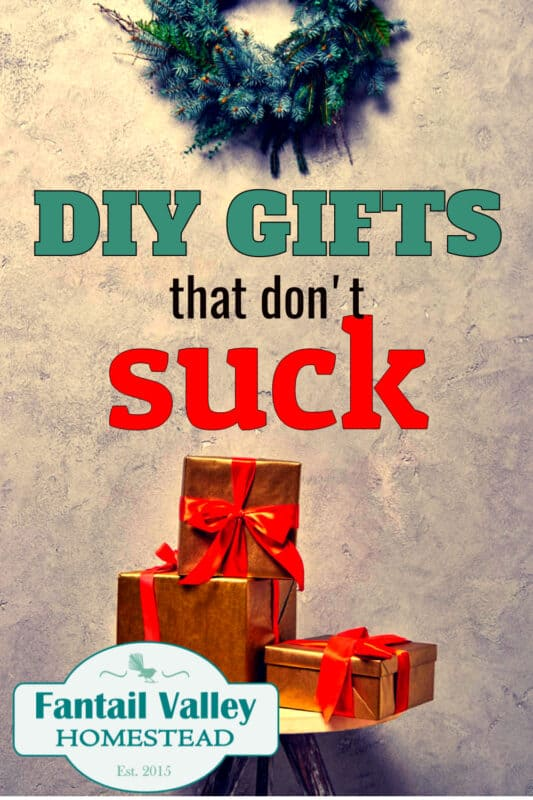 diy christmas gifts that dont suck promo image