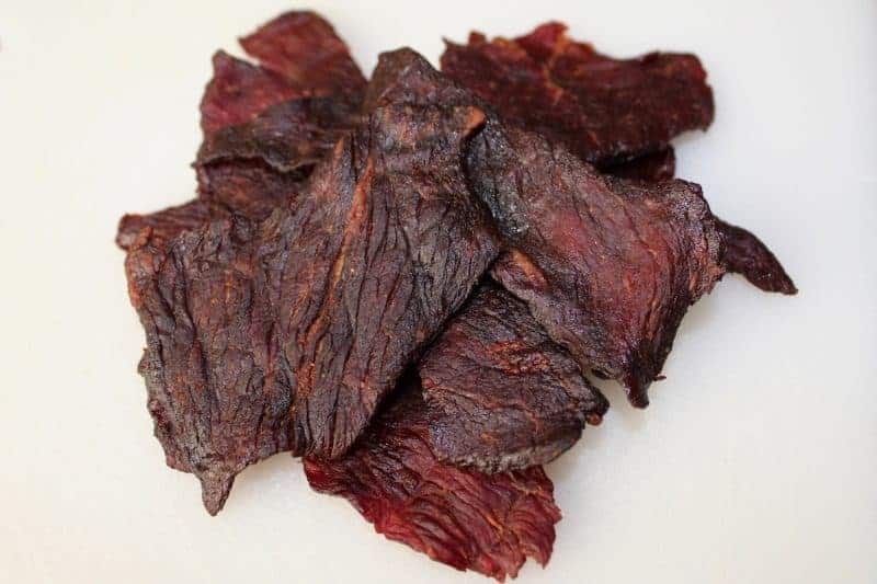 making beef or deer jerky at home. Step by step instructions for making jerky with a dehydrator on in the oven. Methods for preserving meat