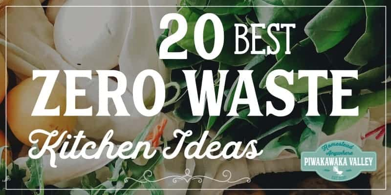 A waste free kitchen is easy when you know how. Use these zero waste products to help reduce the rubbish you are creating in your home and save money in the process #zerowaste #piwakawakavalley
