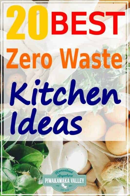A waste free kitchen is easy when you know how. Use these zero waste products to help reduce the rubbish you are creating in your home and save money in the process #zerowaste #piwakawakavalley #wastefree