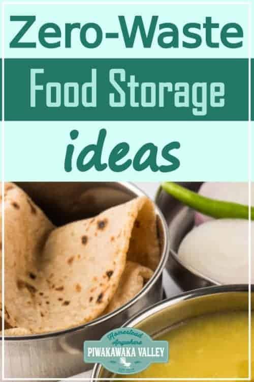 Plastic Free Food Storage Options promo image
