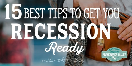 How to Survive the Next Recession on the Homestead promo image