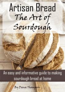Artisan Bread - The Art Of Sourdough eBook promo image