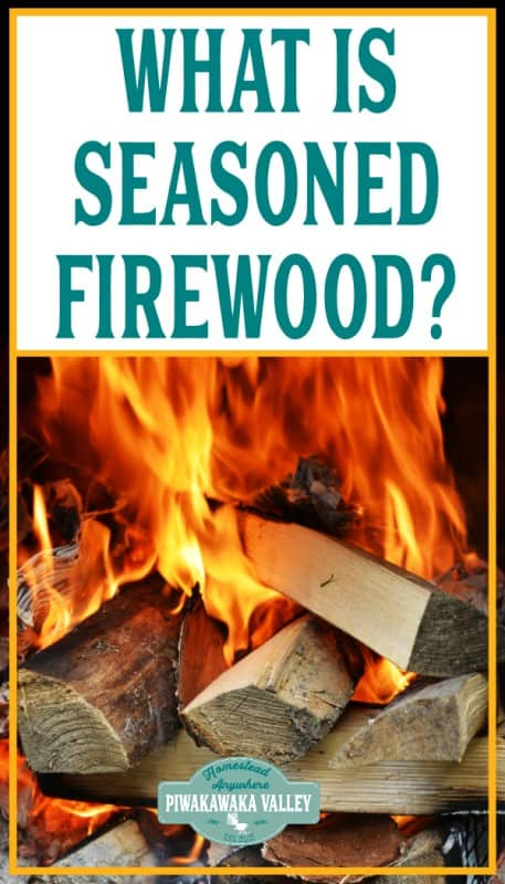 What is seasoned firewood? 7 Ways to know your wood is seasoned promo image