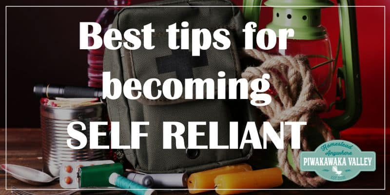 31 Self Reliant Living Tips from Survival Experts promo image